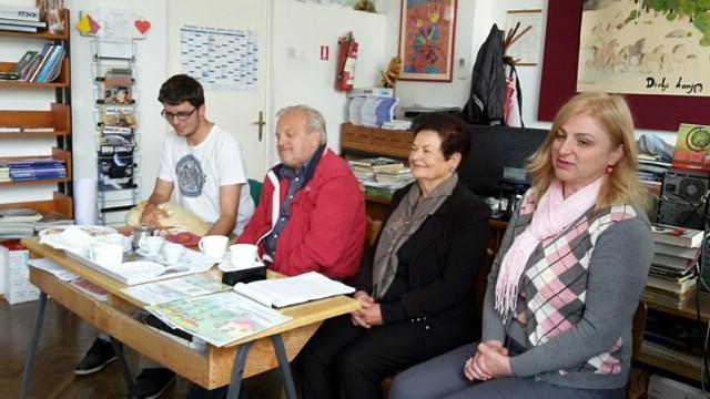 """""""Domoća beseda va srce"""" u Osnovnoj školi Matije Vlačića"""