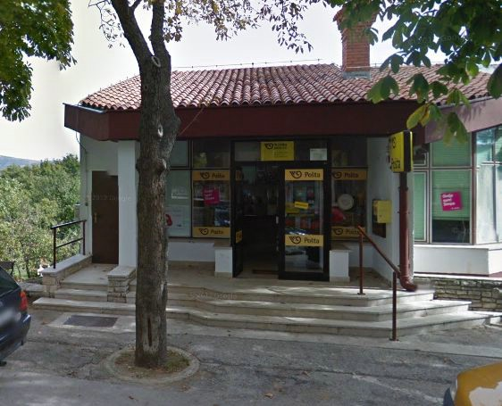 Nedešćina: Provala u poštanski ured