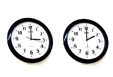 Od 30. listopada počinje zimsko računanje vremena