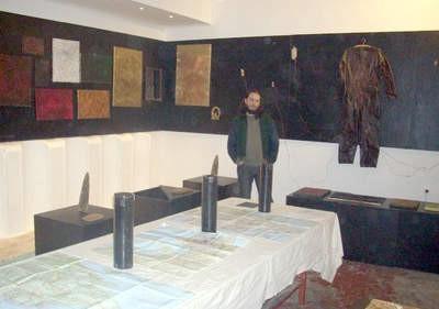 Damir Stojnić izlaže u Lamparni: Anarhitektura - astralografije