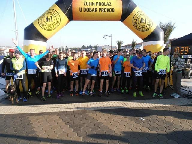 Održano 4. kolo Istarske zimske lige u trčanju
