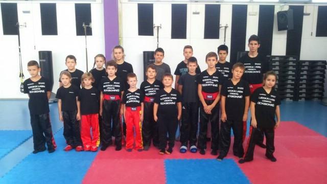 Županijsko kickboxing prvenstvo u pointfightingu, lightcontactu i kicklightu:  Filip Grbić i Alan Tursunović dvostruko zlatni