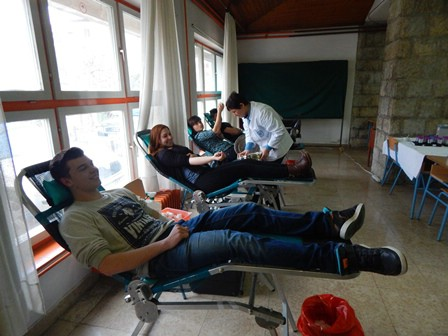 Na drugoj ovogodišnjoj akciji dobrovoljnog darivanja krvi u Labinu prikupljeno 67 doza krvi