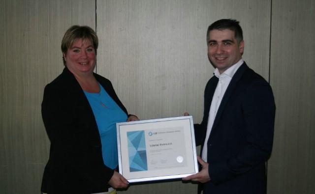 Valamar Riviera još jednom potvrdila standarde Certifikata Poslodavac Partner