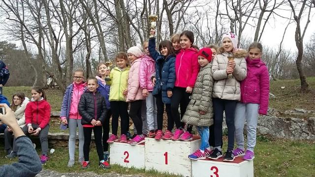 U parku skulptura na Dubrovi održano ekipno prvenstvo Kvarnerske lige u krosu