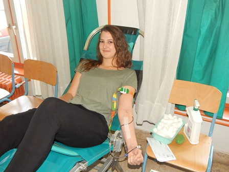 Na jučerašnjoj akciji prikupljeno 79 doza krvi