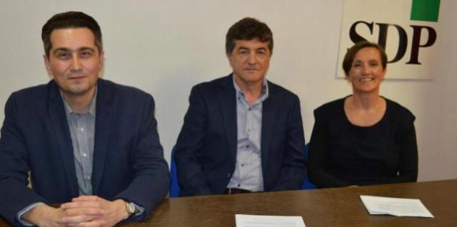 Žele učiniti Labin boljim mjestom za život malog čovjeka - Željko Ernečić ponovno kandidat SDP-a za gradonačelnika