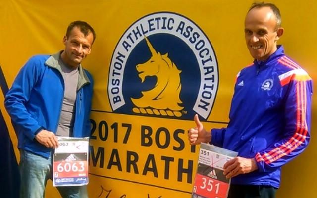 Ivan Stanić istrčao maraton u Bostonu