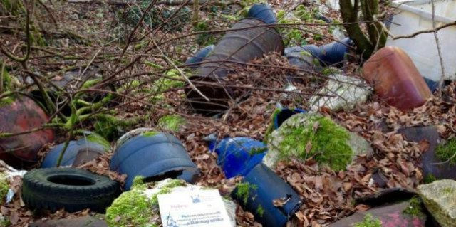 Demetlika: 400 tona opasnog otpada prijeti izvorima vode u južnoj Istri!