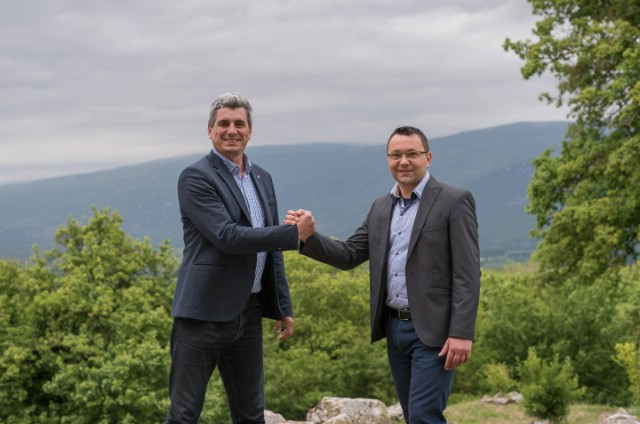 Zoran Karlić kandidat koalicije IDS-SDP za zamjenika načelnika Kršana