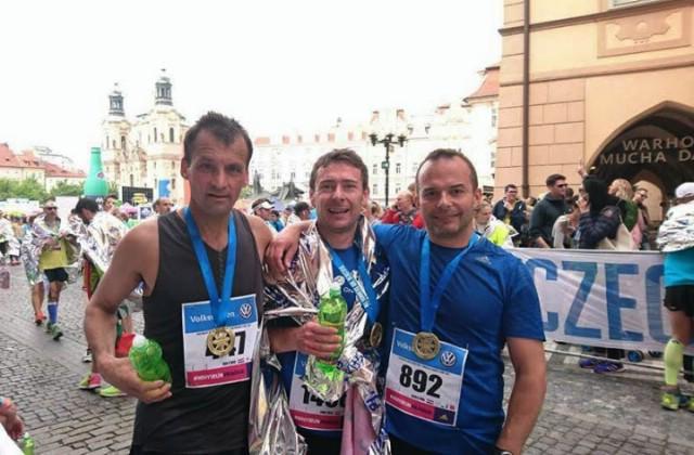 Članovi Triatlon kluba Albona Extreme na utrkama u Pragu i Zadru