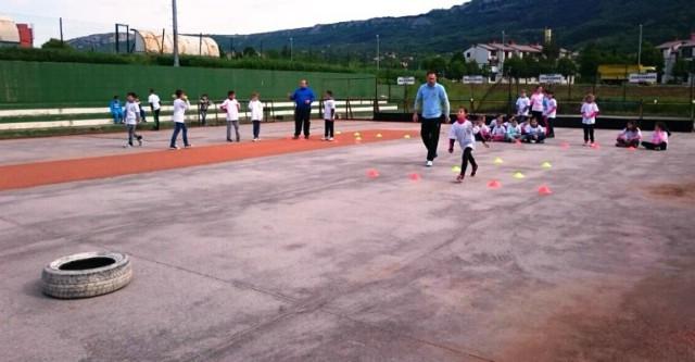 Natjecanja u sklopu projekta `Boćajmo u školi` i u Labinu i Čepiću