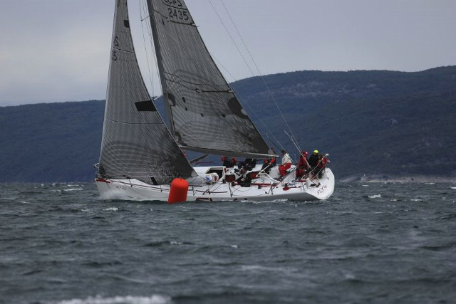 Unatoč lošem vremenu održana 12. regata Valamar Labinska republika