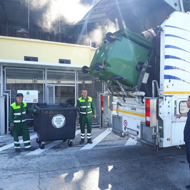 Novi raspored odvoza selektivno prikupljenog otpada za Grad Labin i naselje Raša