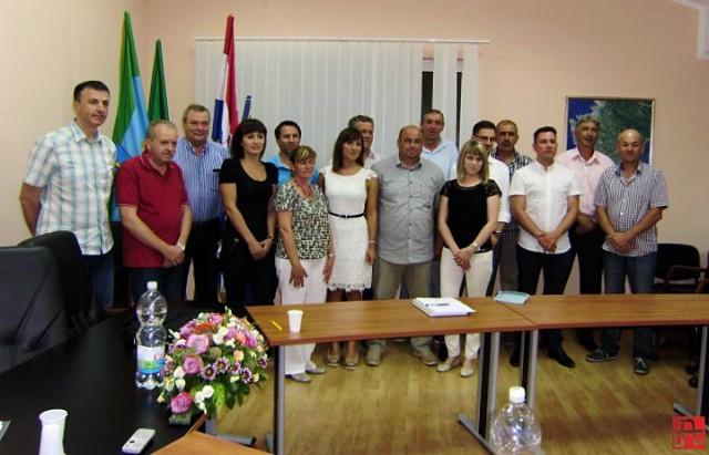 Valter Golja, novi predsjednik Općinskog vijeća Svete Nedelje