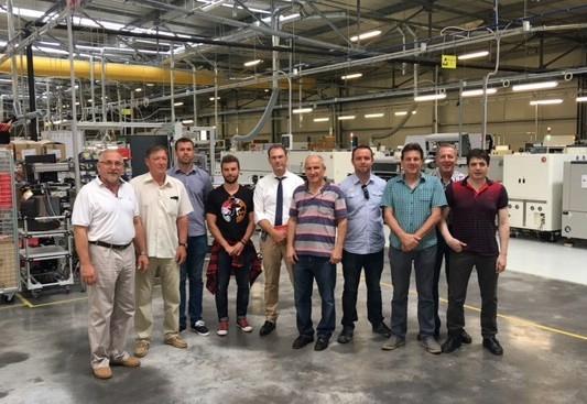 Elektrotehničari i strojari u posjeti talijanskoj tvrtki CAREL ADRIATIC
