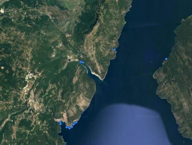 More na području Općine Kršan izvrsne kakvoće