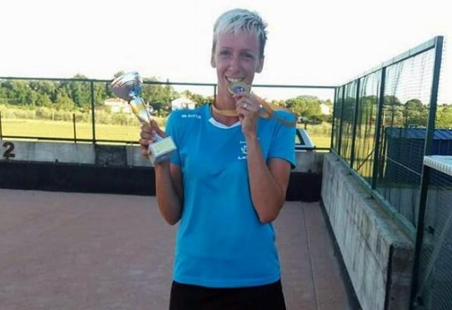 Nives Jelovica prvakinja Istre