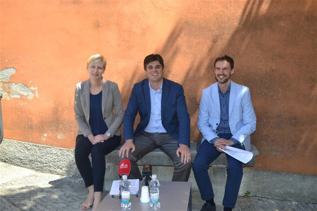 Održana prva redovna konferencija za medije gradonačelnika Grada Labina