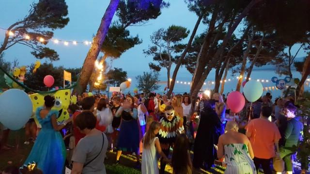 Održan prvi Bal princeza u Rapcu - Bajkovita zabava oduševila najmlađe