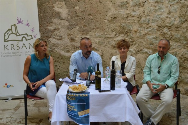 Kršan: Jubilarna `Istarska romantična večer`