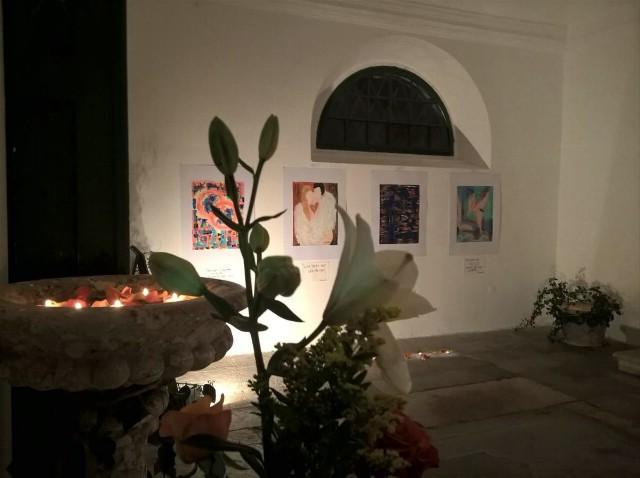 Otvorena izložba labinske umjetnice Dalree Stemberga