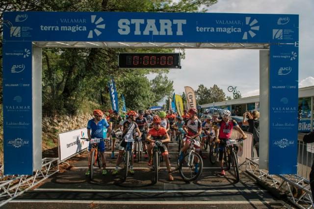 Gorana Težak i Lukas Islitzer pobjednici međunarodne biciklističke utrke Valamar Terra Magica