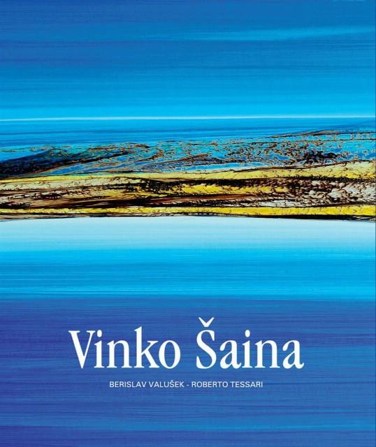 Promocija likovne monografije i monografske izložbe Vinka Šaine u Gradskoj galeriji Labin