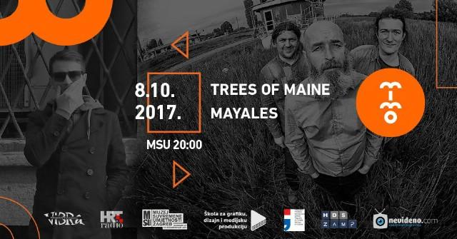 Labinski Trees of Maine u nedjelju u zagrebačkom Muzeju suvremene umjetnosti