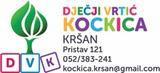 Dječji vrtić Kockica Kršan: Objava Javnog poziva za uključivanje djece u obvezni program predškole