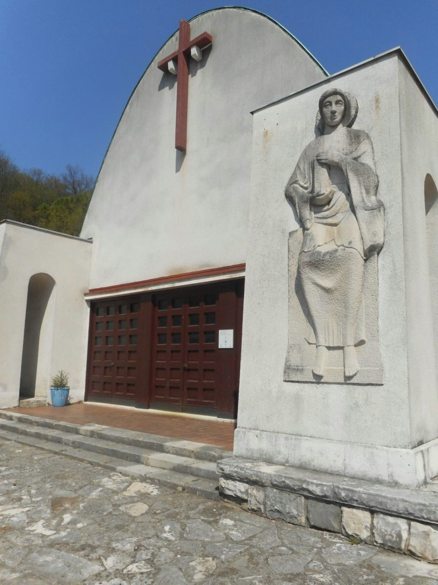 Raša danas slavi blagdan sv. Barbare