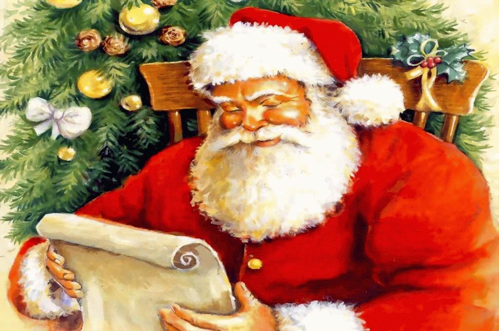 Općina Pićan: Provjerite je li vaše dijete na popisu Djedice Božićnjaka!
