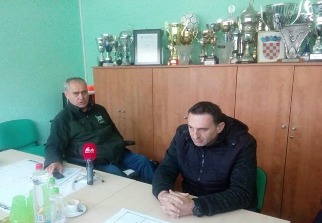 Predstavljen trener Zoran Peruško NK Rudara: Moramo se ekipirati u napadačkom dijelu, a onda početi ozbiljno raditi