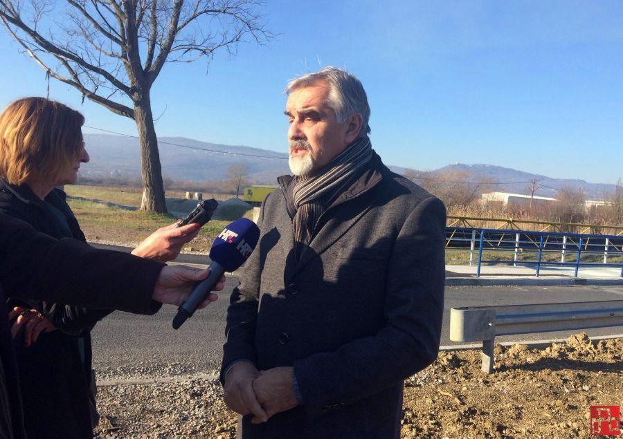 Iduće godine bez većih investicija u županijske ceste na Labinštini