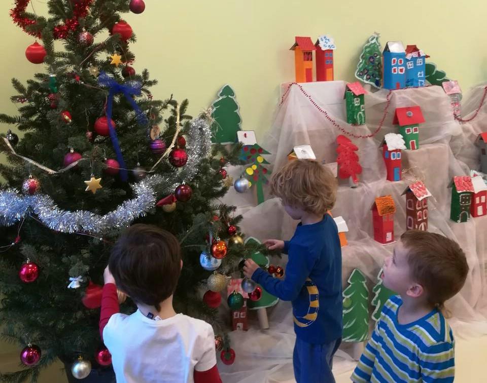 U Dječji vrtić Kockica u Kršan sutra stiže Djed Božićnjak