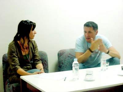 Pisac Hrvoje Šalković gostovao u Labinu