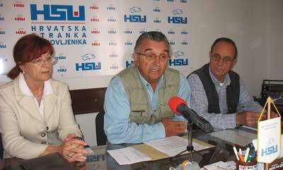 HSU suspendirao Korvu zbog podrške Jakovčiću