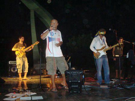 "Labin art republika: Zinedin Zidan, reggae band večeras kod ""Špine"""