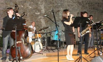 Vesna Pisarović u jazz ritmu