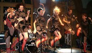 Koncert alternativne etno skupine Vrelo u Labinu