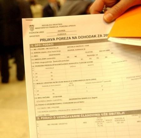 Radno vrijeme labinske ispostave Porezne uprave dva posljednja dana prijave poreza