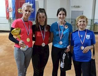 Boćarica Labina Nives Jelovica trostruka prvakinja Hrvatske