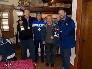 U Plominskom akvatoriju održano ekipno natjecanju u sportskom ribolovu iz usidrene brodice