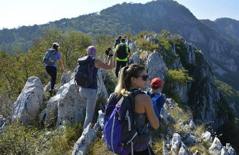 "Planinarsko društvo ""Glas Istre"" organizira planinarski pohod Kožljak - vrh Šikovac – Plomin"