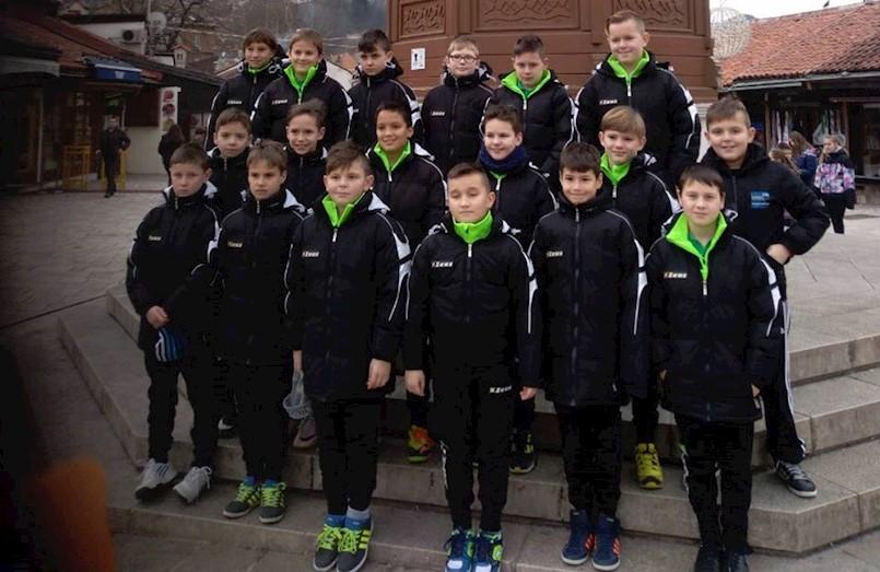 Mladi nogometaši Rudara sudjelovali na velikom međunarodnom turniru u Sarajevu