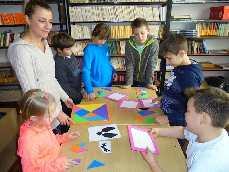 Učenici proveli kreativne praznike u školskim klupama