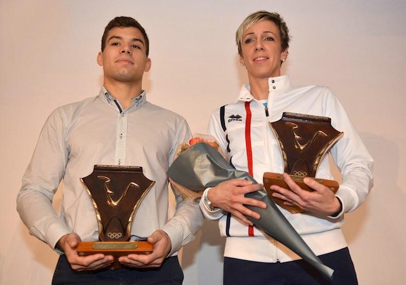 Nives Jelovica (BK Labin) najbolja sportašica Istarske županije u 2017. godini, Renatu Martinčiću nagrada za životno djelo