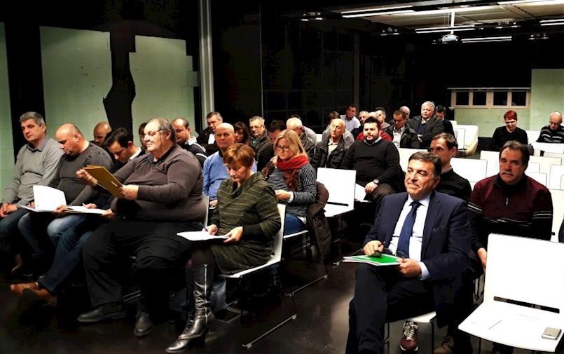 Tulio Demetlika ponovno izabran za predsjednika Zajednice podružnica IDS-a Labinštine