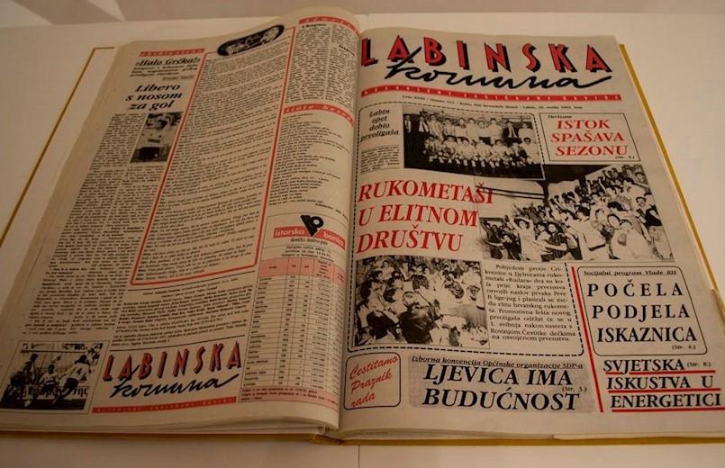 Noć muzeja u Labinu: Podsjetnik na važnost sporta u Labinu i veliki umjetnički opus akademika Diminića