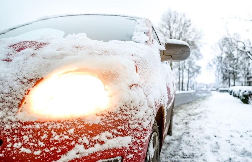 PU Istarska: Savjeti vozačima za vrijeme zimskih uvjeta na cestama